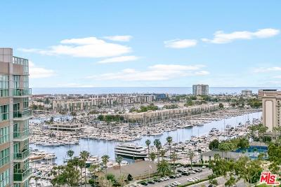 Marina Del Rey Condo/Townhouse Active Under Contract: 13700 Marina Pointe Drive #1909