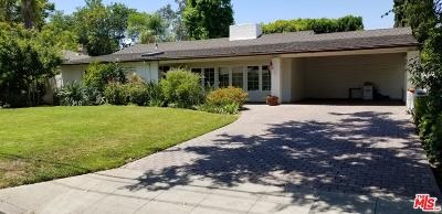 Los Angeles County Single Family Home Active Under Contract: 12335 Tiara Street
