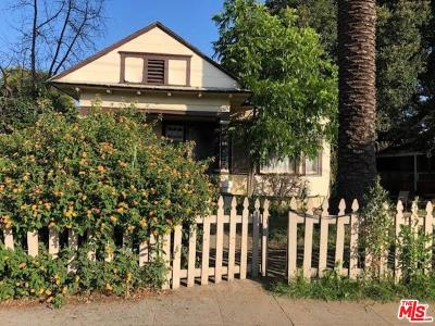 Pasadena Single Family Home Active Under Contract: 66 West Peoria Street