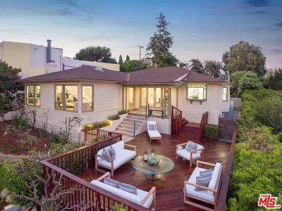 Santa Monica Single Family Home Active Under Contract: 1035 Berkeley Street