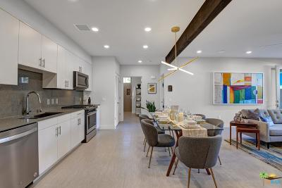 Palm Springs Condo/Townhouse Active Under Contract: 225 The Riv