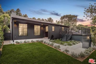 Studio City Single Family Home For Sale: 12170 Laurel Terrace Drive