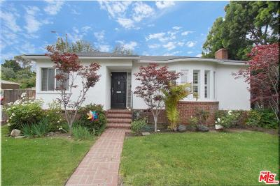 Los Angeles Single Family Home For Sale: 3009 Castle Heights Avenue