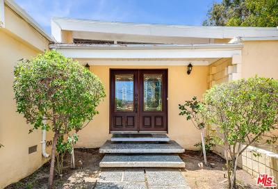 Sherman Oaks Single Family Home For Sale: 3751 Scadlock Lane