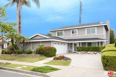 Long Beach Single Family Home For Sale: 3430 Lilly Avenue