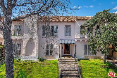 Residential Income For Sale: 321 North Sycamore Avenue