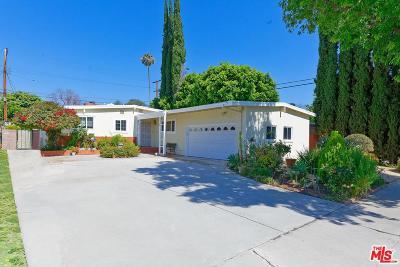 Encino Single Family Home For Sale: 5808 Ostrom Avenue