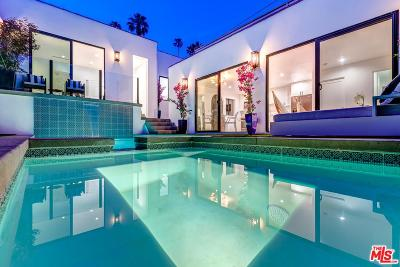 West Hollywood Single Family Home For Sale: 7728 Hampton Avenue
