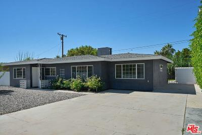 Palm Springs Single Family Home For Sale: 4193 East Calle San Raphael