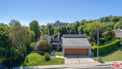 Beverly Hills Single Family Home Active Under Contract: 3015 Deep Canyon Drive