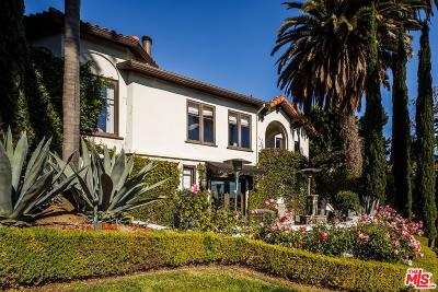 Los Angeles County Single Family Home For Sale: 8055 Selma Avenue