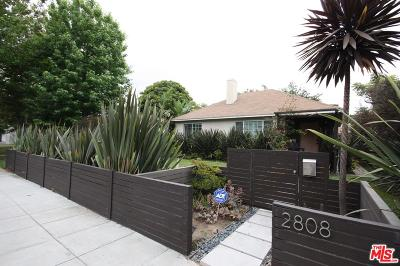Single Family Home For Sale: 2808 Westwood