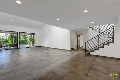 Palm Springs Condo/Townhouse Active Under Contract: 147 East Perlita Circle