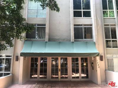 Los Angeles Condo/Townhouse For Sale: 7260 Hillside Avenue #304