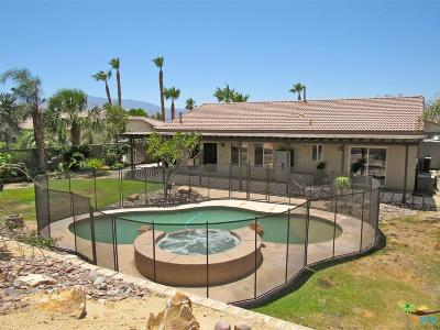 Indio Single Family Home Active Under Contract: 41144 Morris Street