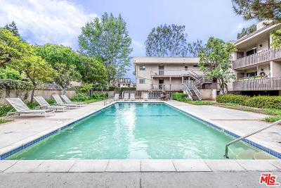 Sherman Oaks Condo/Townhouse For Sale: 15207 Magnolia #124