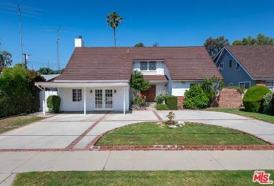 North Hills Single Family Home For Sale: 9235 Valjean Avenue