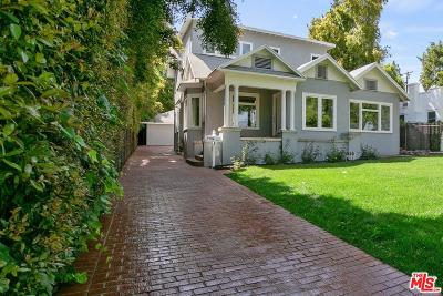 West Hollywood Single Family Home For Sale: 1435 North Orange Grove Avenue