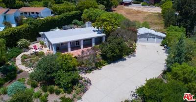 Malibu Single Family Home For Sale: 28901 Boniface Drive