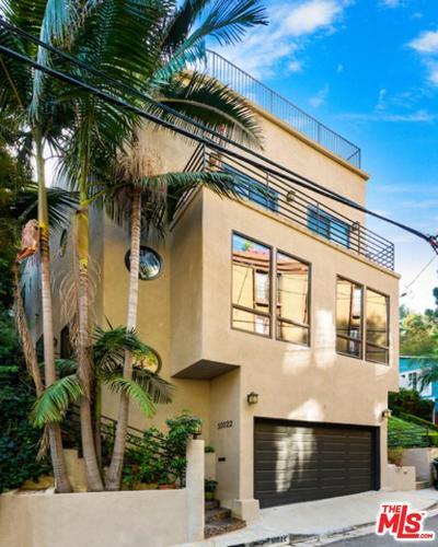 Los Angeles County Single Family Home For Sale: 10022 Westwanda Drive