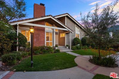 Pacific Palisades Single Family Home For Sale: 1316 Avenida De Cortez
