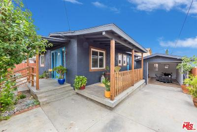 Single Family Home For Sale: 3608 Ellsworth Street
