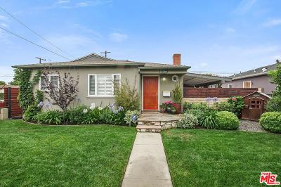 Culver City Single Family Home For Sale: 12204 Alberta Drive