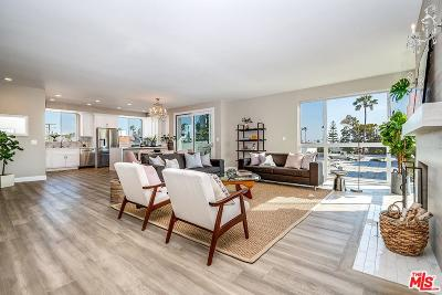 Santa Monica Condo/Townhouse Active Under Contract: 520 Montana Avenue #303