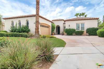 La Quinta Single Family Home For Sale: 81737 Sun Cactus Lane