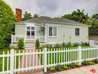 Single Family Home Active Under Contract: 12167 Leven Lane