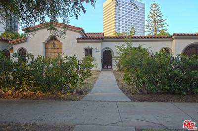 Single Family Home For Sale: 6405 San Vicente