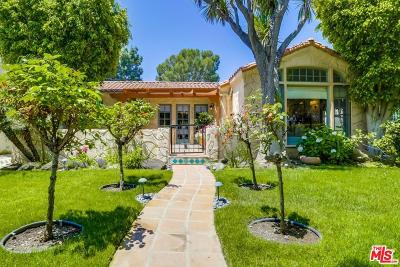Los Angeles Single Family Home For Sale: 3943 Albright Avenue