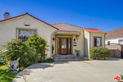 Single Family Home For Sale: 209 South Le Doux Road