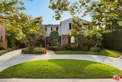 Hancock Park-Wilshire (C18) Single Family Home For Sale: 237 South McCadden Place