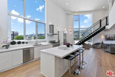Los Angeles County Condo/Townhouse For Sale: 616 North Croft Avenue #PH9
