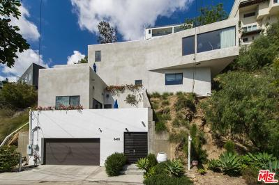 Los Angeles County Single Family Home For Sale: 8465 Franklin Avenue
