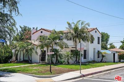 Montebello Single Family Home Active Under Contract: 345 North 10th Street