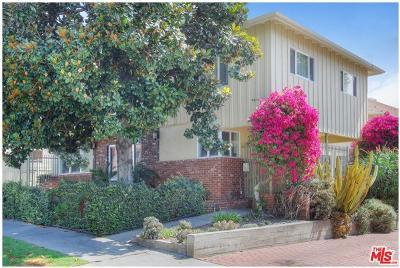 Los Angeles Condo/Townhouse For Sale: 1922 Tamarind Avenue #6
