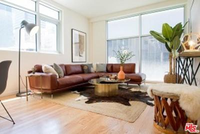 Los Angeles Condo/Townhouse For Sale: 630 West 6th Street #514