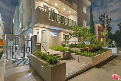 Los Angeles County Condo/Townhouse For Sale: 1326 South Centinela Avenue #201