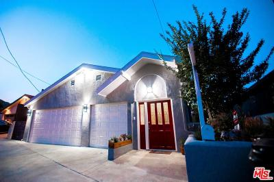 Los Angeles CA Single Family Home For Sale: $1,349,500