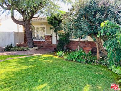 Single Family Home For Sale: 1825 South Westgate Avenue