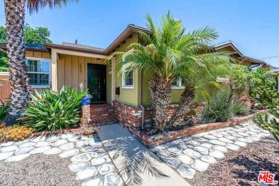 Long Beach Single Family Home For Sale: 5929 East Wardlow Road