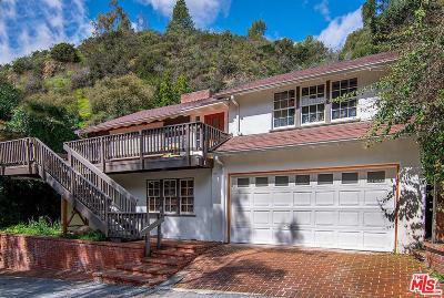 Single Family Home For Sale: 9699 Yoakum Drive