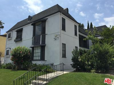 Residential Income For Sale: 747 South Spaulding Avenue