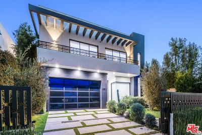 Los Angeles County Single Family Home For Sale: 839 North Gardner Street