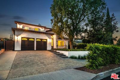 Toluca Lake Single Family Home For Sale: 4843 Ledge Avenue