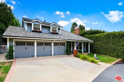 Pacific Palisades Single Family Home For Sale: 1817 Michael Lane