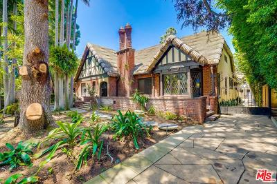Los Angeles County Single Family Home For Sale: 307 North McCadden Place