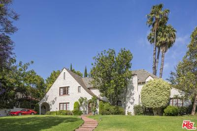 Los Angeles County Single Family Home For Sale: 314 South Rimpau